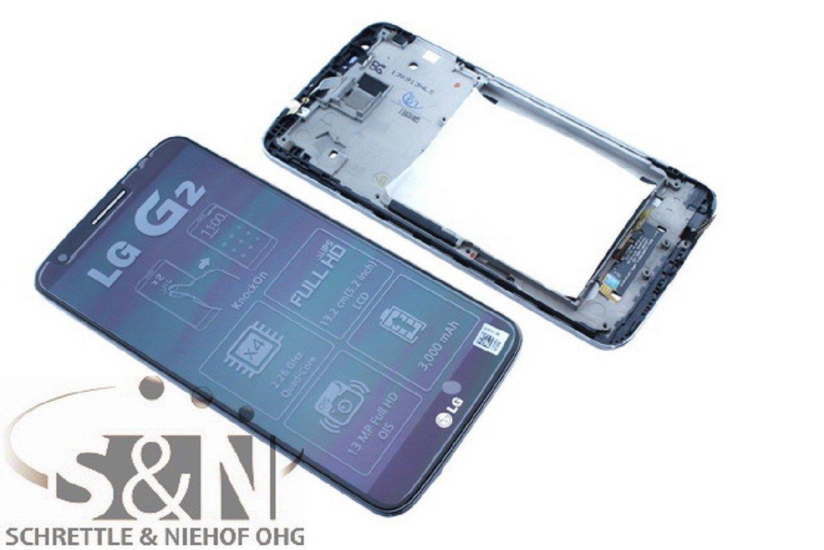 NG-Mobile Original LG Optimus G2 D802 Displaymodul LCD: Amazon.de ...