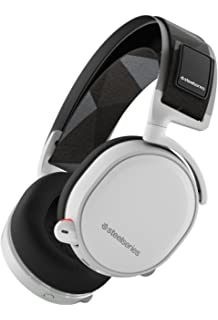 SteelSeries Arctis 7, Auriculares para juego, Inalámbrico, DTS 7.1 Surround…