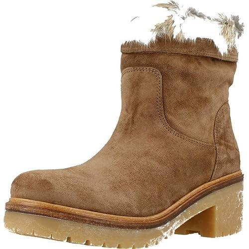 Botas para Mujer, Color marrón, Marca ALPE, Modelo Botas para Mujer ALPE 3303 11 Marrón: Amazon.es: Zapatos y complementos