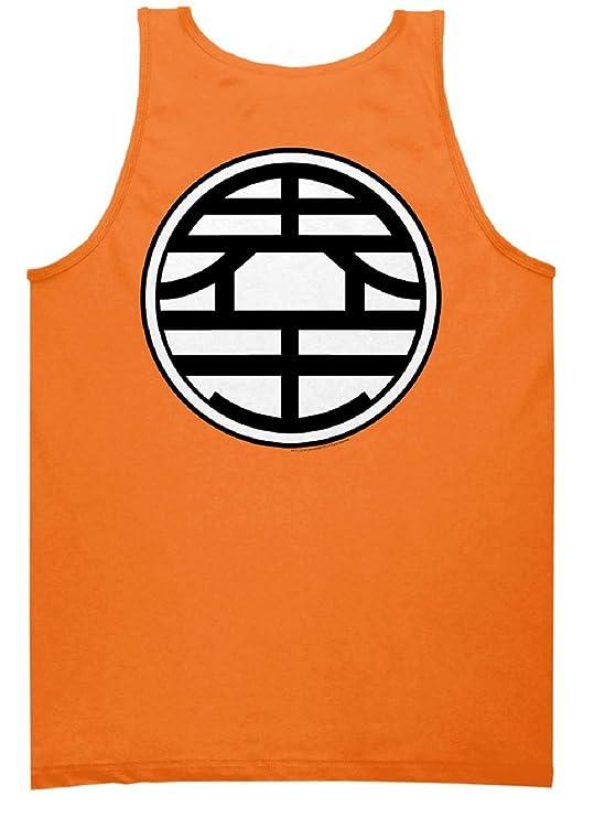 Amazon Dragon Ball Z Goku Kame Symbol Tank Top Clothing