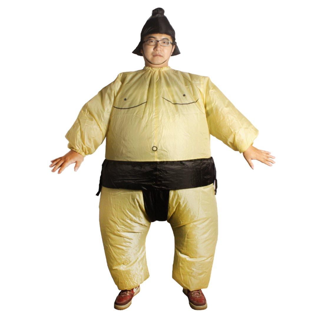 Adulto Cosplay de la ropa del traje inflable Sumo XPFZ-01 ...