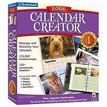 Calendar Creator 2005