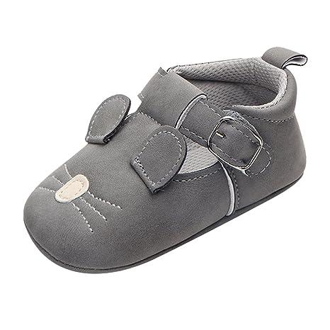 Sharplace Zapatos de Cuna para Niños Calzado de Bebé Accesorios Ordenador Portátil Cámara Fotografía - Ratón
