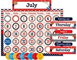 Teacher Created Resources Nautical Calendar Bulletin Board (5492)