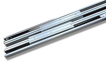 Schiene und 2 Stk Garagentor Motor Kettenantrieb elektrischer Garagentor Antrieb Kette Handsender Garagentor/öffner Garagentorantrieb Easy 800 Inkl Torantrieb