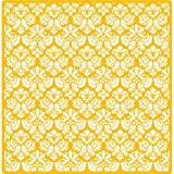 Designer Decorating Stencil Small Damask, Overall Measures 23''H x 23''W
