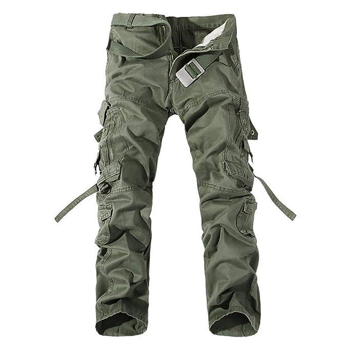 BOLAWOO Pantalones Al Aire Libre De Moda Pantalones Tácticos Caza De De Los Mode De Marca