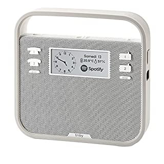 Invoxia Smart Portable Speaker with Amazon Alexa, Grey (B013DJSKKQ) | Amazon price tracker / tracking, Amazon price history charts, Amazon price watches, Amazon price drop alerts
