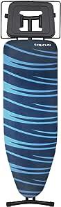 Taurus Argenta Tabla de planchar, Algodón, Azul