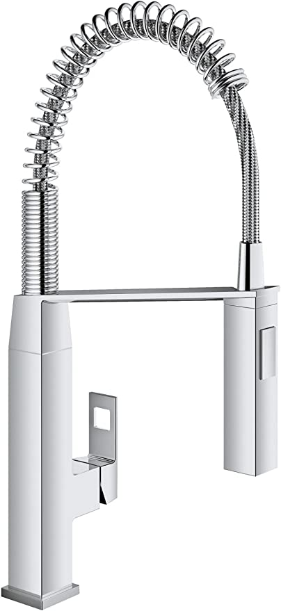Grohe Mitigeur Evier Eurocube 31395000 Import Allemagne Amazon