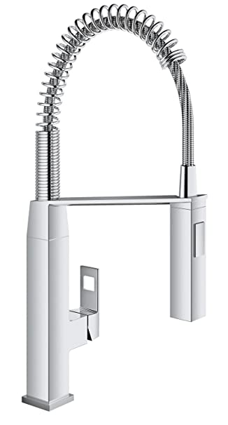 Turbo Amazon.com: GROHE Single-Lever Sink Mixer Dn 15 (1), 31395000  GE29