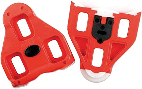 LOOK Delta Bi Material 9 Degree of Float Red Cleat for Road Cycling Hardware NEW