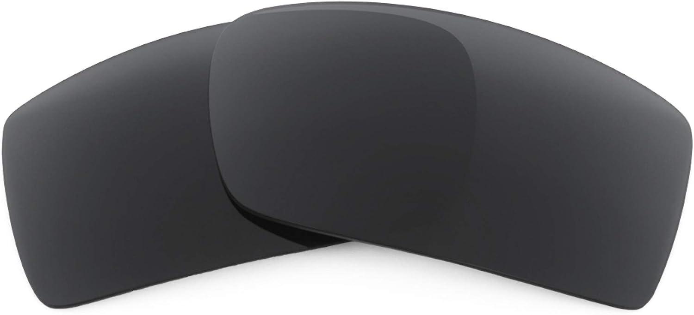 Revant Verres de Rechange pour Wiley X Zak - Compatibles avec les Lunettes de Soleil Wiley X Zak Noir Furtif - Polarisés