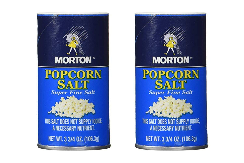 Mortons Salt Popcorn, 3.75 oz (2 Pack)