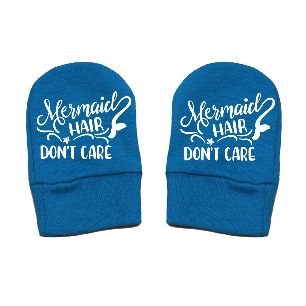 Fun /& Trendy Thick Premium Thick /& Soft Baby Mittens Mermaid Hair Dont Care Mashed Clothing Unisex-Baby