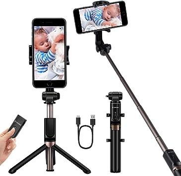 Yokkao Palo Selfie Gopro con Control Remoto Inalámbrico Palo ...
