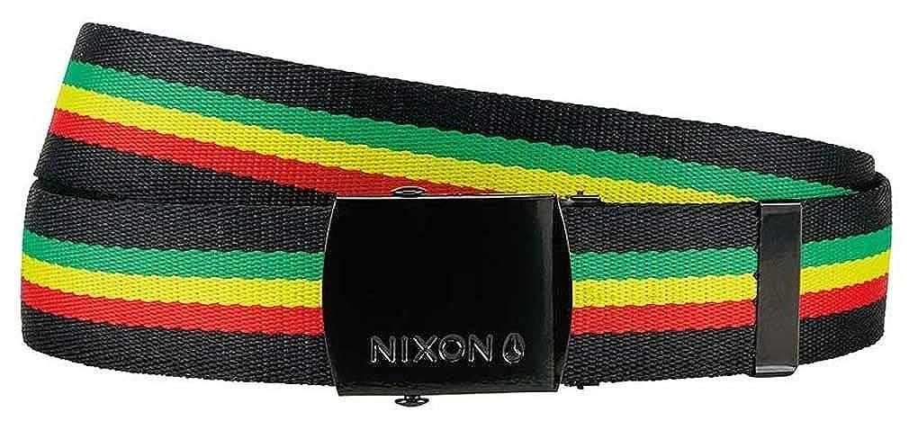 Nixon Basis Belt Rasta