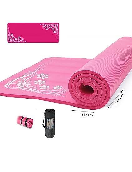 Amazon.com : Yoga mat Fitness Environmental Protection Sit ...