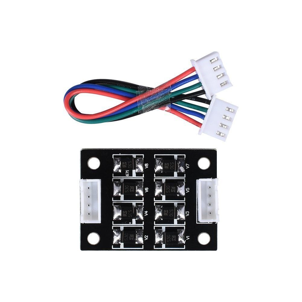 BALITENSEN TL-Smoother Kit Addon Module for Pattern Elimination Motor Filter Clipping Filter 3D Printer Motor Drivers Controller (Pack of 3)