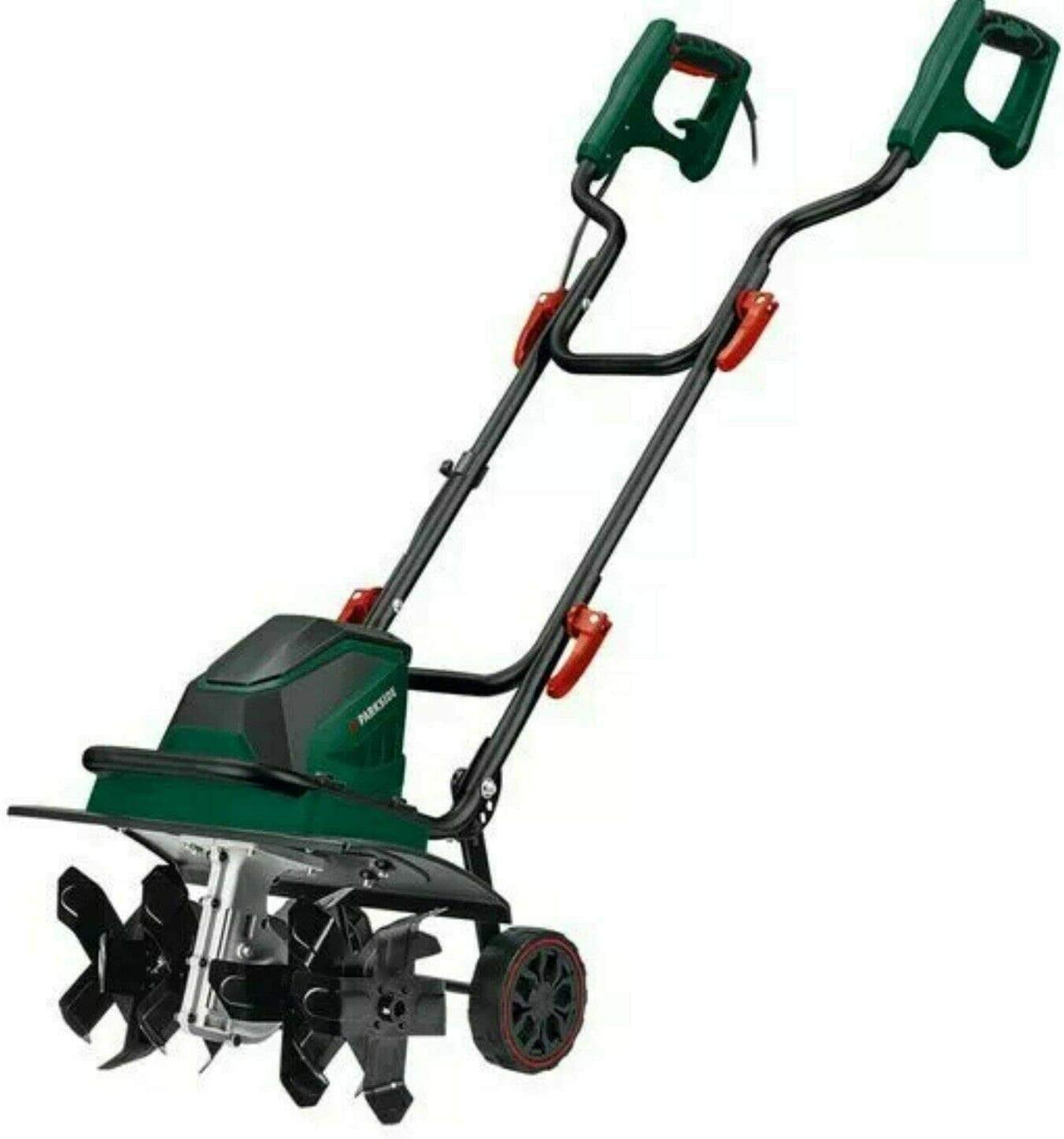 Kompernass Parkside Rotavator//Tiller to Prepare Soil for New Lawns Vegetable or Fruit plots