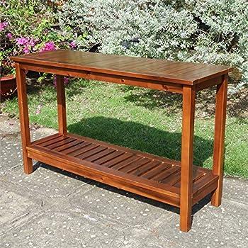 Amazon.com: Easy2Find - Consola de mesa para patio o patio ...