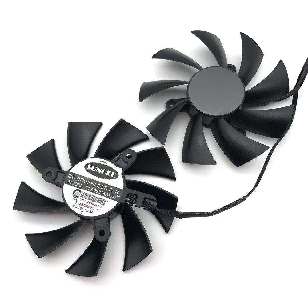 Cooler Fan Para Evga Gtx760 770 780 780ti Pla09215b12h