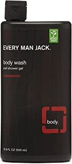 product image for Every Man Jack Body Wash 16.9oz Cedarwood