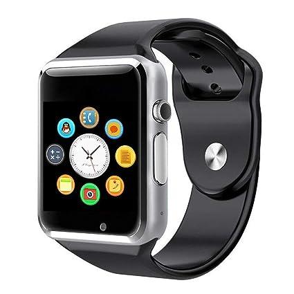 Amazon.com: XHMCDZ Smart Watch,Bluetooth Smartwatch Touch ...