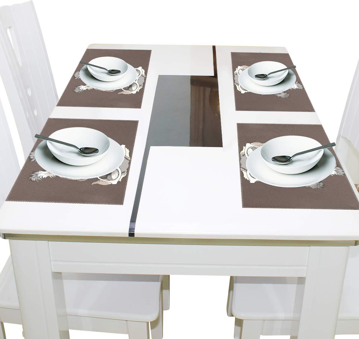 20Hx30W Carolines Treasures Fawn Boxer Welcome Kitchen or Bath Mat 20x30 Multicolor