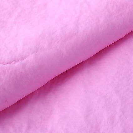 Amazon.com: eDealMax Absorbe sintética de la gamuza de su casa limpio Cham Agua Toalla paño de limpieza 66 x 43 cm Rosa: Automotive