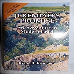 Amazon jeremiahs promise an adventure in modern israel do it turn on 1 click ordering for this browser solutioingenieria Choice Image