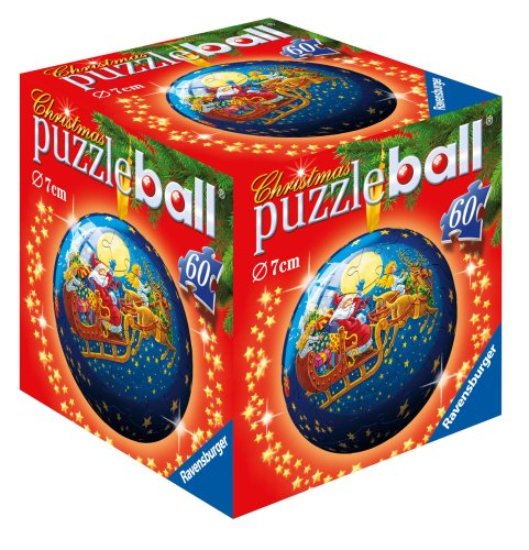 Christmas Puzzleball