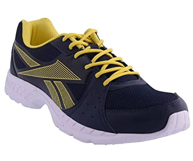 7278c522c Reebok Men s Top Speed Black Running Shoes - 10 UK India (44.5 EU)(11  US)(BD3635)  Buy Online at Low Prices in India - Amazon.in