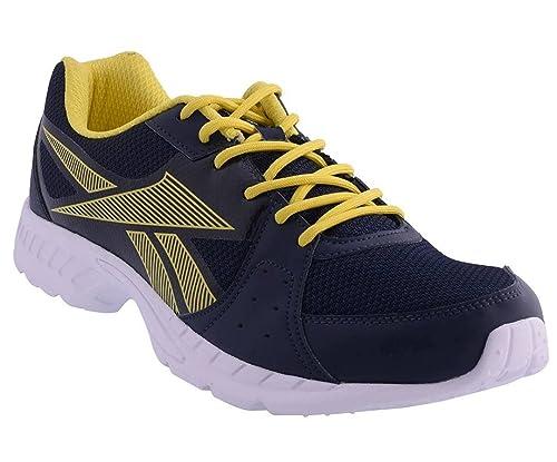 Reebok Men s Top Speed Black Running Shoes - 9 UK India (43 EU) b464dfcc4