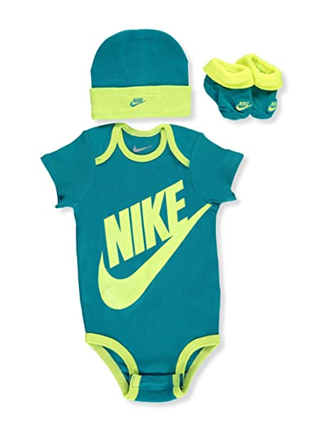 69179e689fd43 Nike Baby Boys' 3-Piece Infant Set