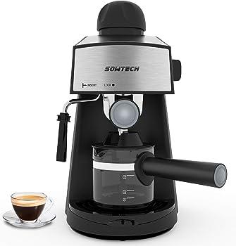 Sowtech 3.5 Bar 4 Cup Cappuccino Maker
