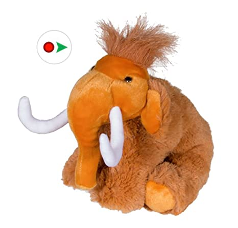 Amazon.com  Stuffems Toy Shop Record Your Own Plush 8 inch Woolly ... 344dd4f1f