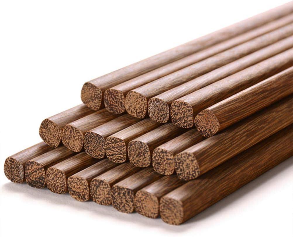 Natural Ironwood Chopsticks 10 Pairs//pack