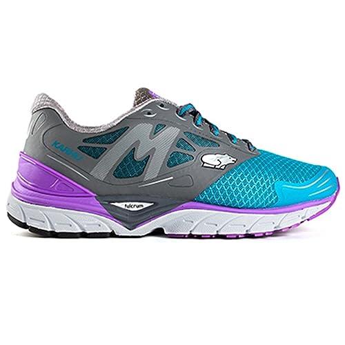 Karhu - Zapatillas de running de Material Sintético para mujer Varios Colores Charcoal/Bellflower Gris