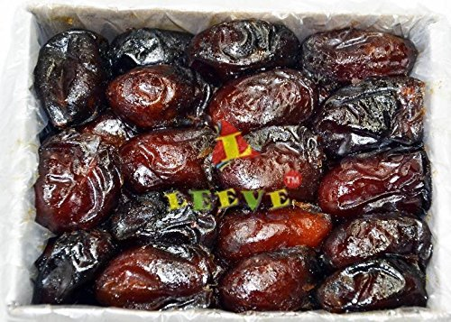 Leeve Dry Fruits Wet Dates Shirin Dates 400Gms