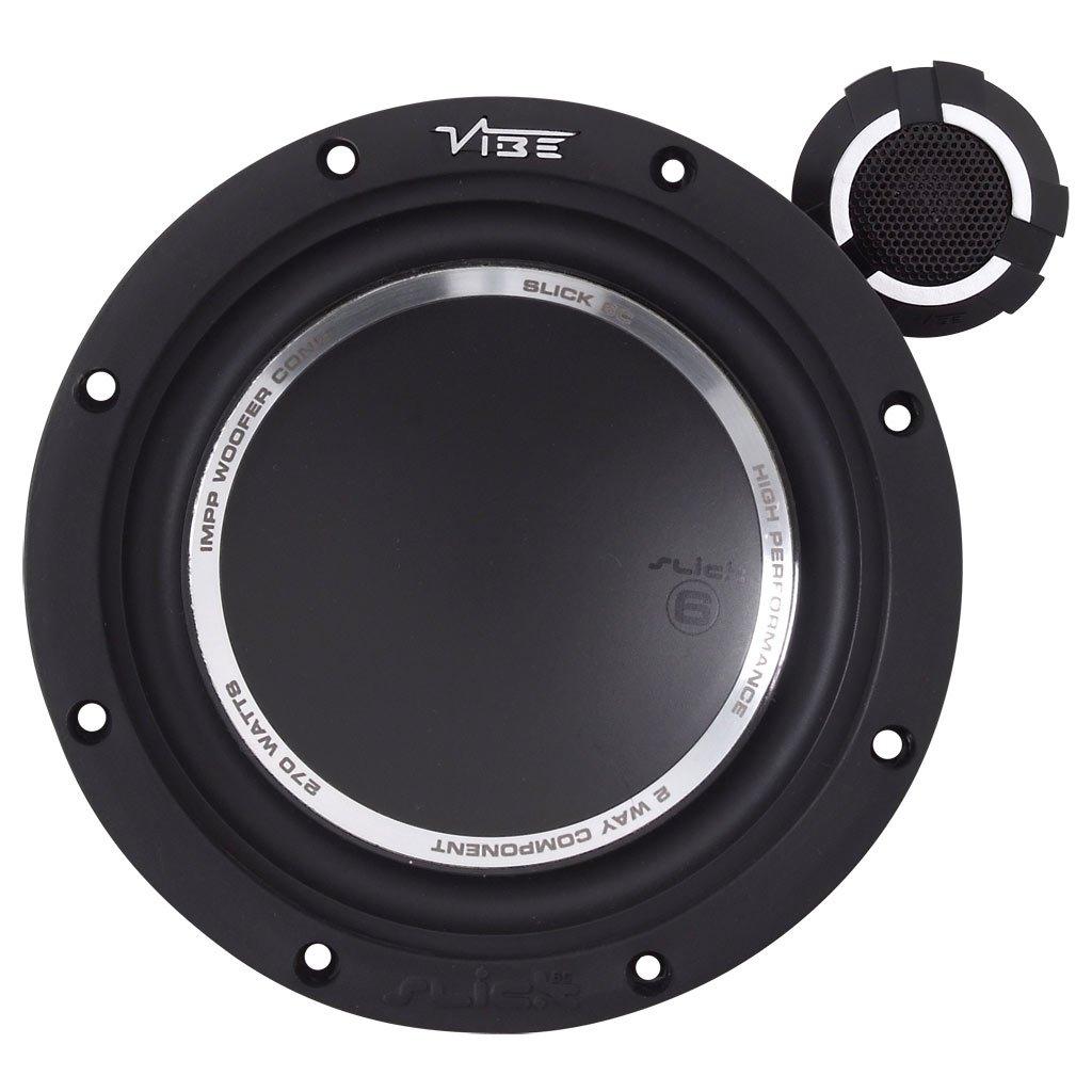 Vibe Slick 6c-V7 Component Speaker