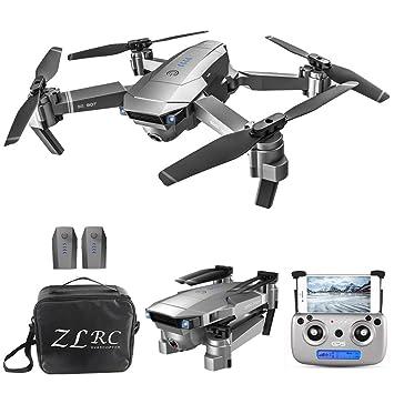 Goolsky- SG907 5G WiFi 4K RC Drone con Cámara Dual GPS ...