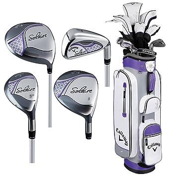 Callaway Solaire 2016 Set de golf completo con bolsa para ...