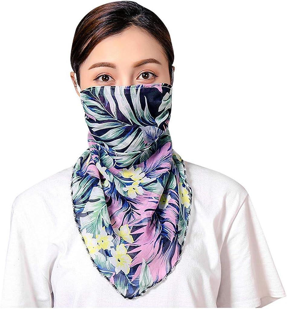 Neck Gaiter Magic Scarf Headband for dust Sun Wind Skull Face Mask Bandanas Headwear