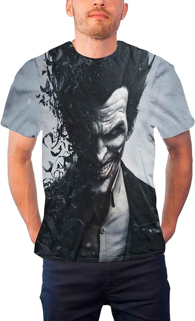 Official The Joker Retro Cover T-shirt Batman Gotham Villain S M L XL DC Comics