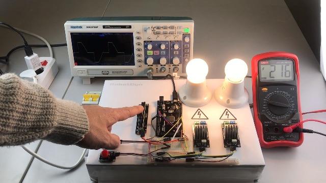 RobotDyn - AC Light Dimmer Controller Module for Arduino