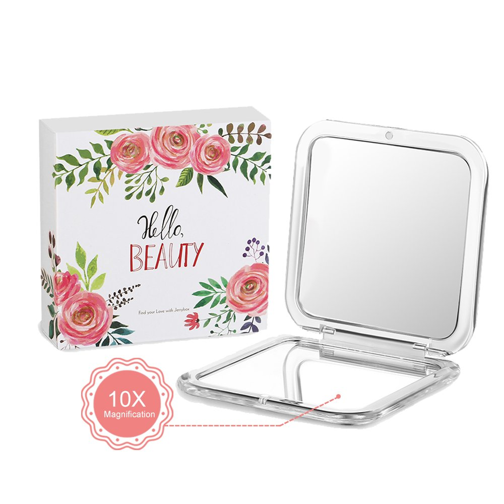 Amazon Com Best Compact Mirror 10x Magnifying Makeup