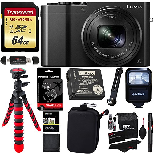 Panasonic Camera Megapixel DMW ZSTRV Bundle