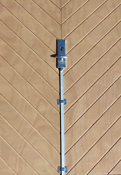 La turba TS plato GTB V1 Tortreibriegel PZ para puertas de garaje de cierre cerrojoconstellation F