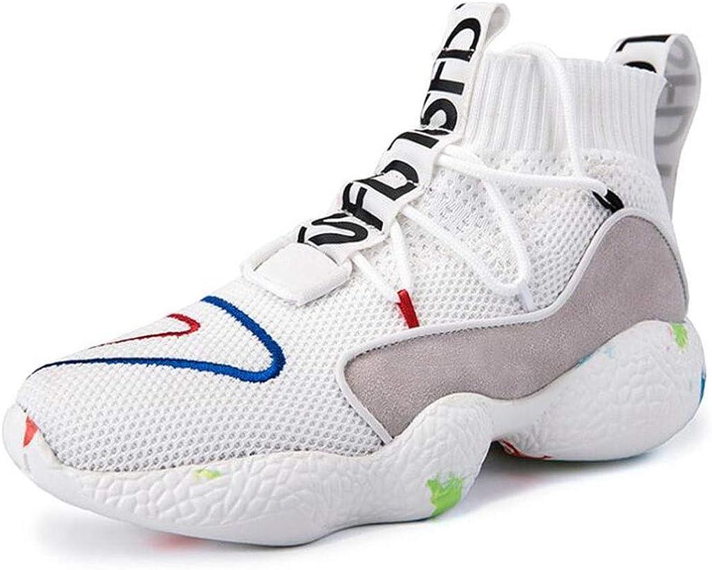 Zapatillas deportivas para hombres y mujeres para ayudar a correr zapatillas de entrenamiento de fitness zapatillas netas para caminar al aire libre caminar zapatos estirar calcetines zapatos pareja z: Amazon.es: Zapatos y